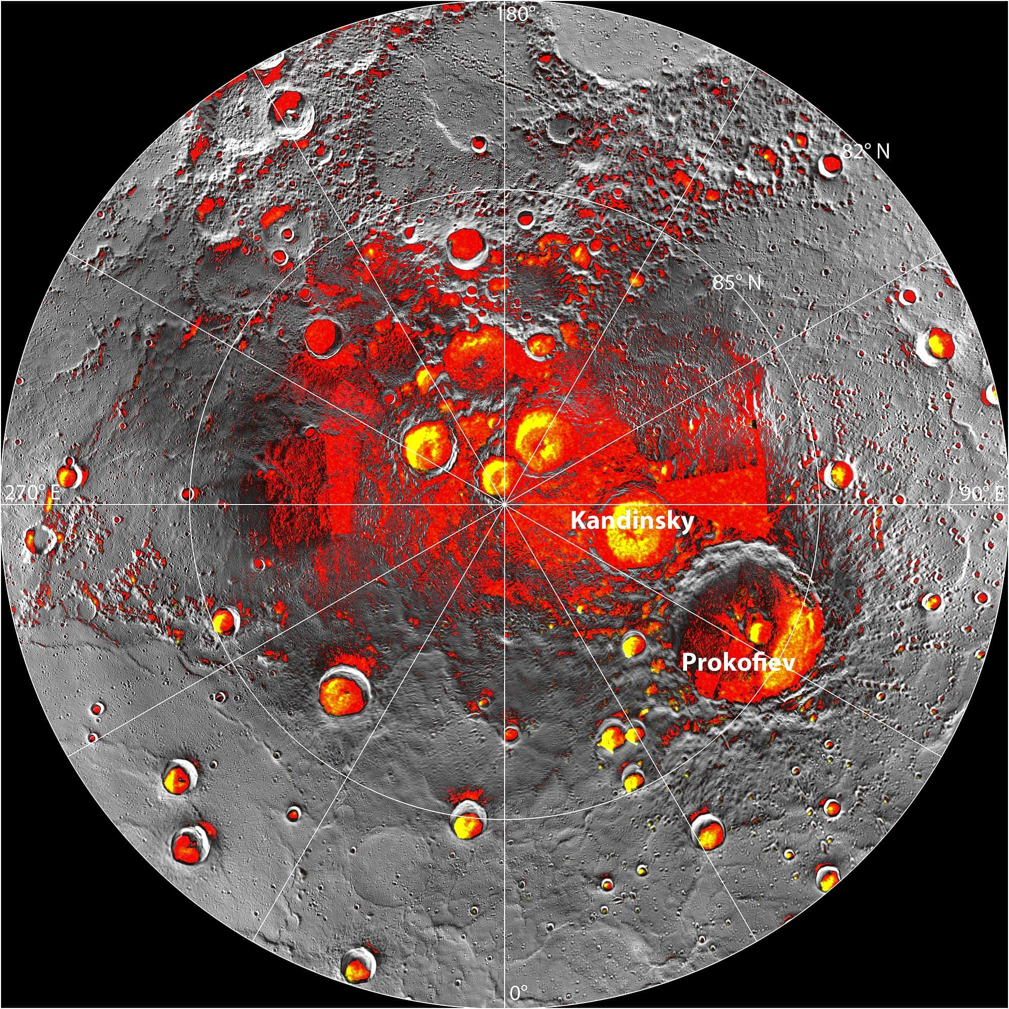 Merkur Stellen