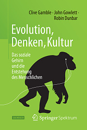 Evolution, Denken, Kultur Cover