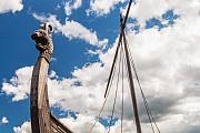 Norwegen: Vergrabenes Wikingerschiff entdeckt