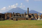 Untergang von Pompeji: Verdauungsstörung datiert Vesuvausbruch