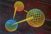 Riesen-Quantenzustand: Metallbauteile quantenmechanisch verschränkt