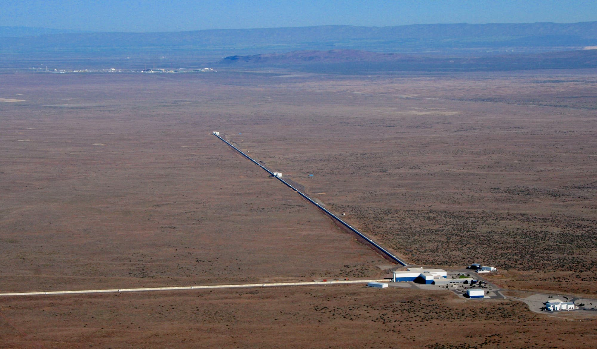 LIGO-Observatorium in Hanford