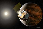 Planetenforschung: Woher kommt Venus' Riesenwelle?
