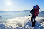 Bergsteigen in dünner Luft