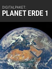 Heftcover Spektrum.de Digitalpaket: Planet Erde 1