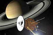 Cassini bei Saturn