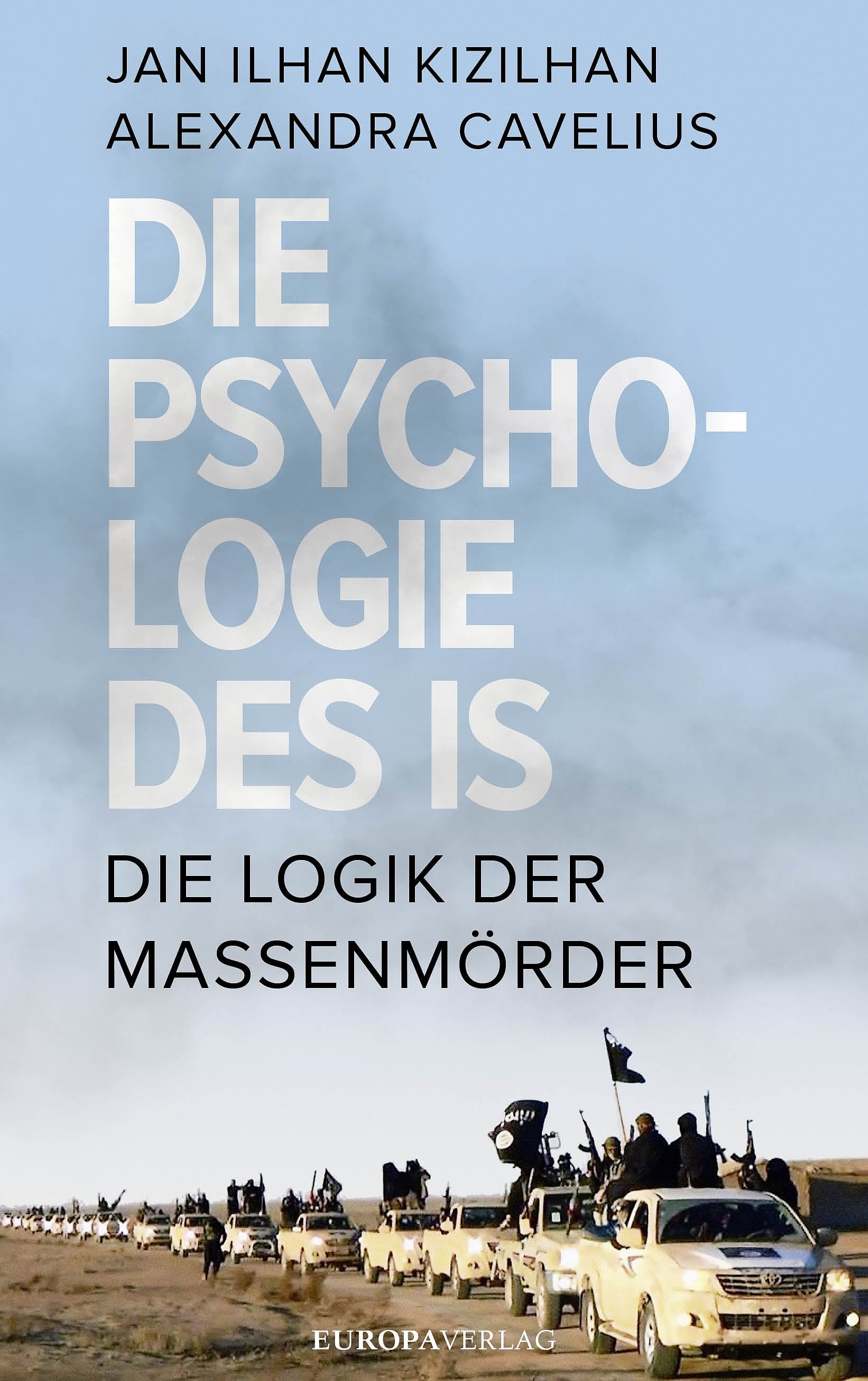 Buchcover – Die Psychologie des IS