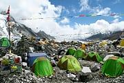 Bergsteigen: Mount Everest bleibt höchste Müllhalde der Erde