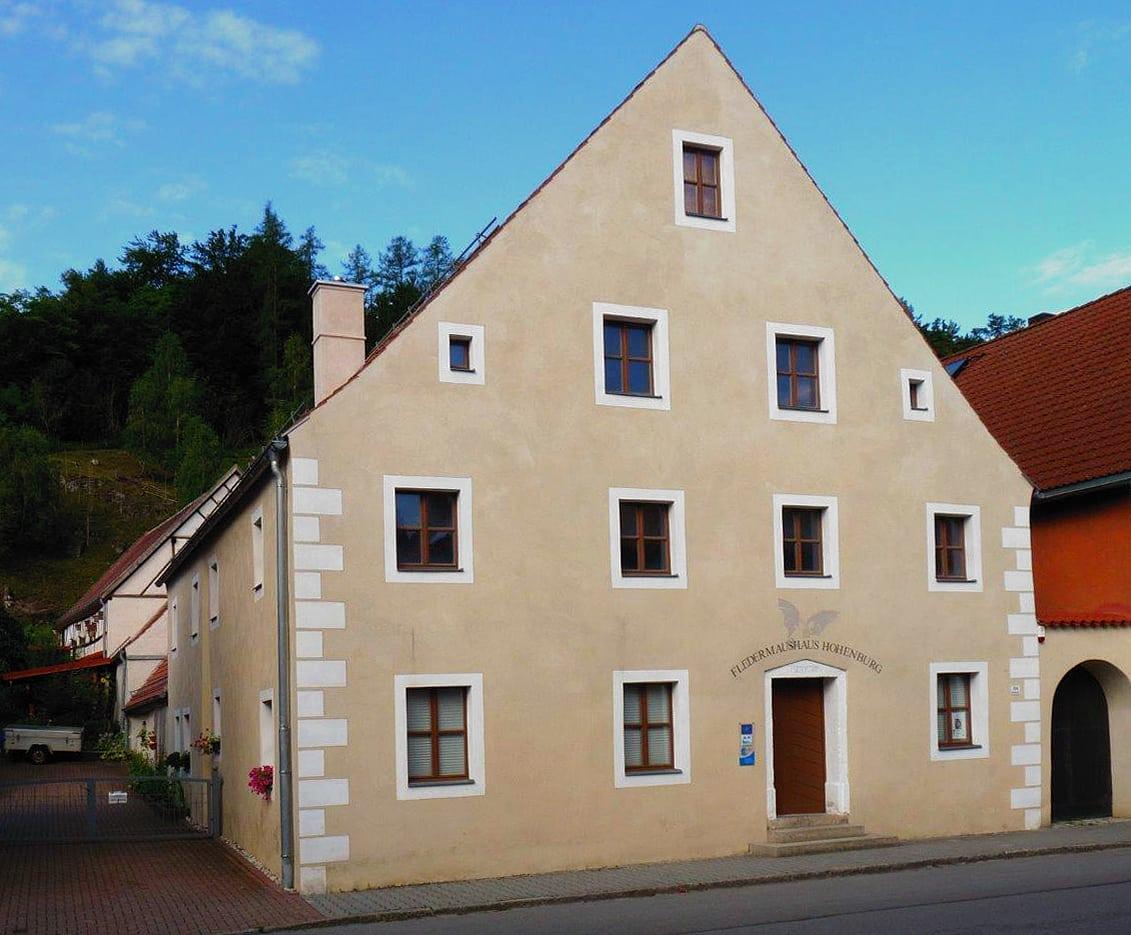 Fledermaushaus Hohenburg