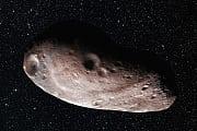 Interstellarer Asteroid: Ein Asteroid mit Migrationshintergrund?