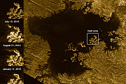 Saturn: Ein Meeresspiegel auf Titan