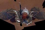 Bilder der Woche: Raumsonde InSight  macht erstes Selfie