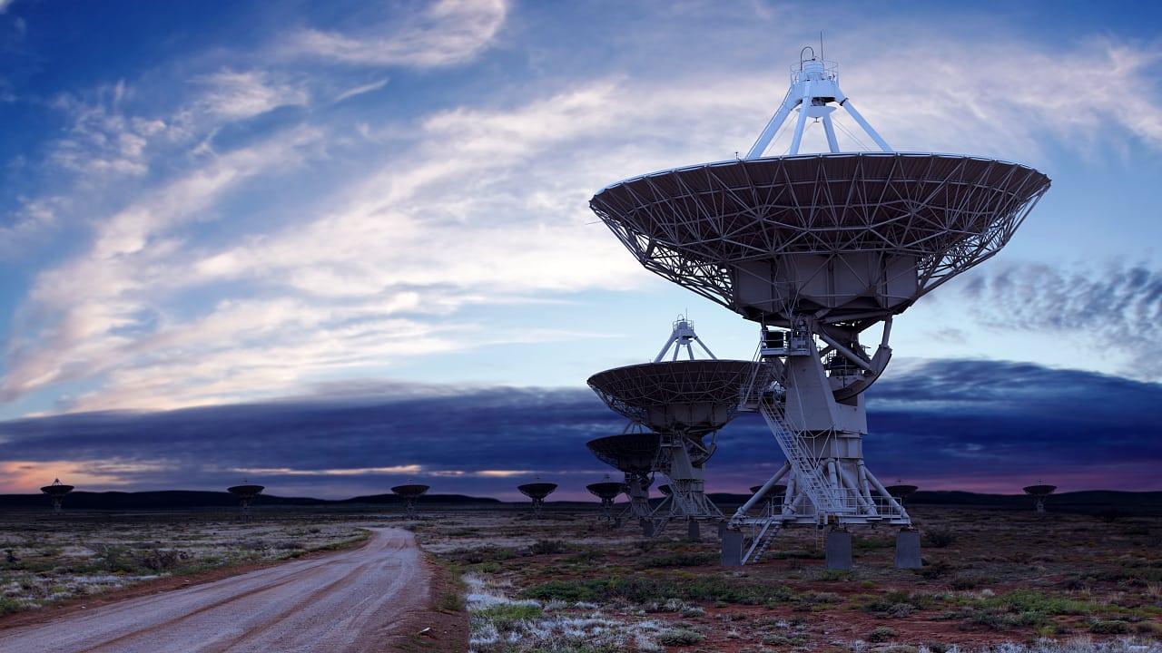 Radioteleskope: SETI hört mit