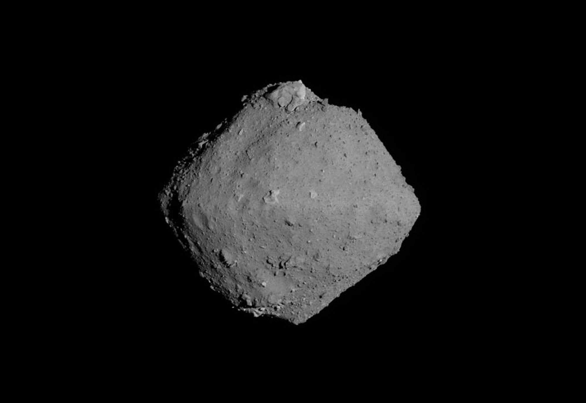 Asteroid (162173) Ryugu
