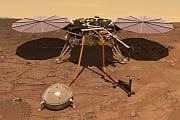 Roter Planet: Marssonde InSight: Neue Bilder aus Elysium