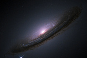 Supernova 1994D in der Galaxie NGC 4526