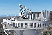 Das European Solar Telescope, Plan