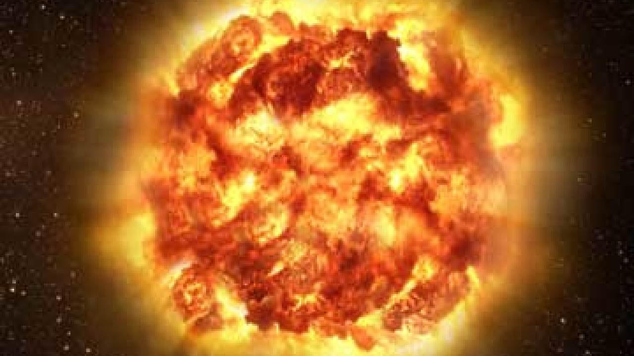 Entfernungsmessung Mit Supernovae : Supernovae