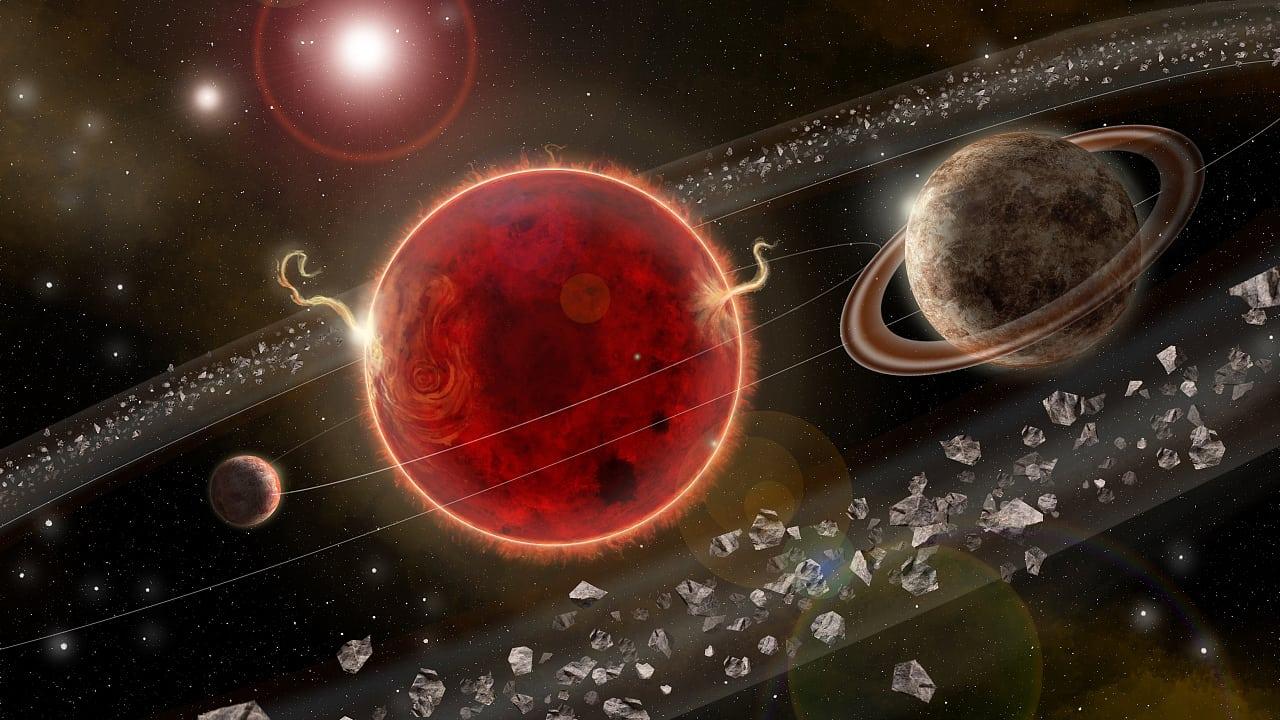 Exoplaneten: Zwei Gesteinswelten umkreisen Proxima Centauri