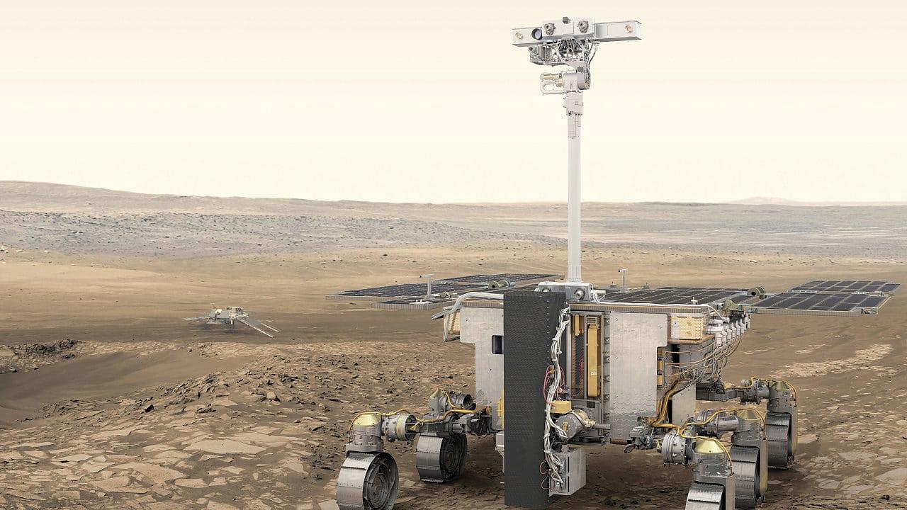 Roter Planet: ExoMars verzögert sich um zwei Jahre