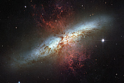 Galaxie Messier 82