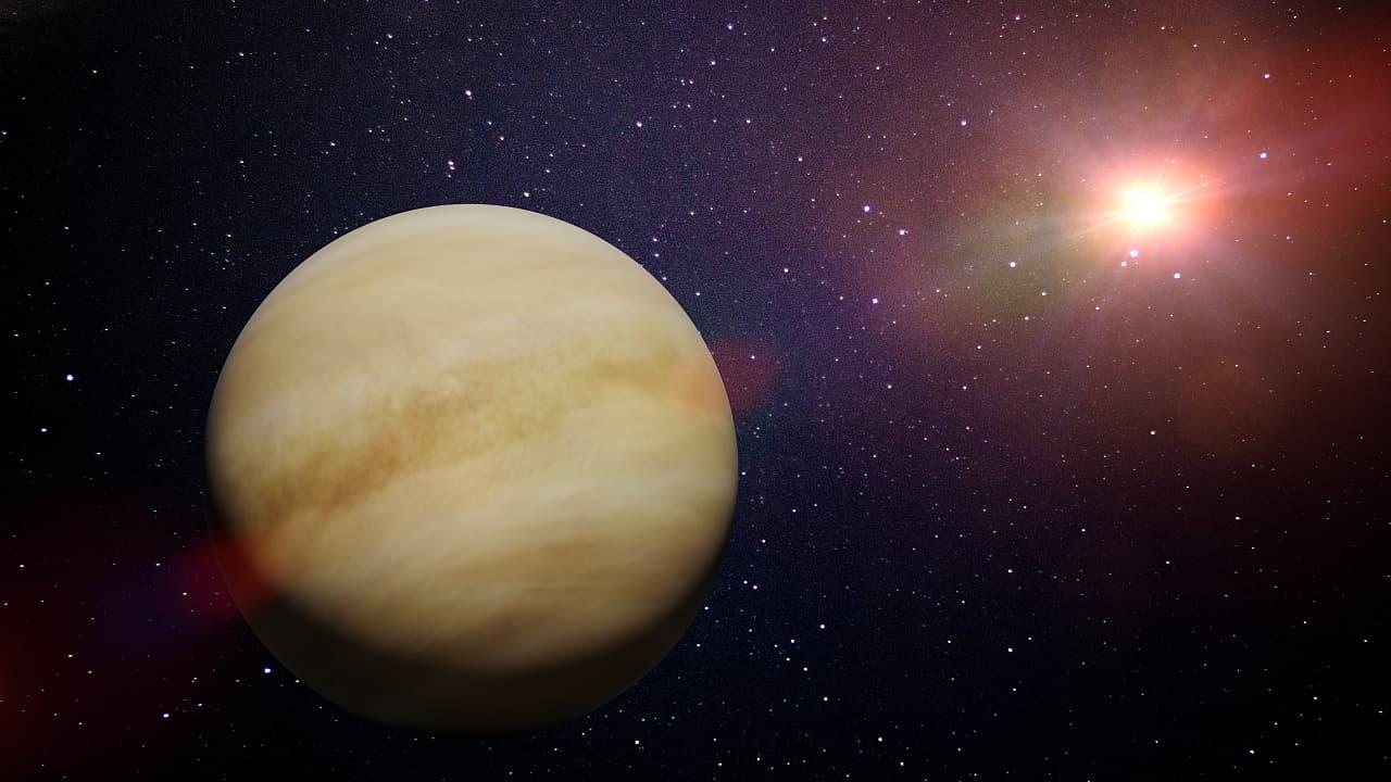 Venus: Neue Wendung in Debatte um außerirdisches Leben