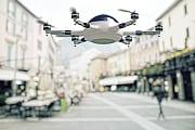 Deep Learning: Drohne lernt von Fahrradfahrern