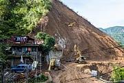 Taifun Mangkhut: Die meisten Toten wohl durch Erdrutsche