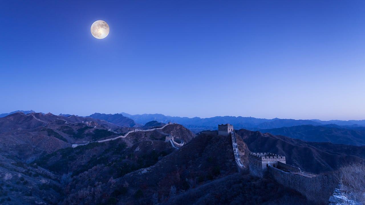 Chang'e 5: China startet unbemannte Mondlandung