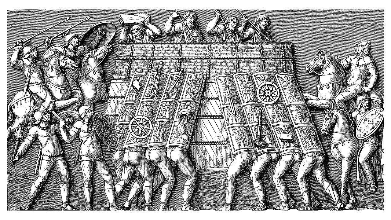 Gallischer Krieg: Archäologen graben Cäsars Lager bei Gergovia aus