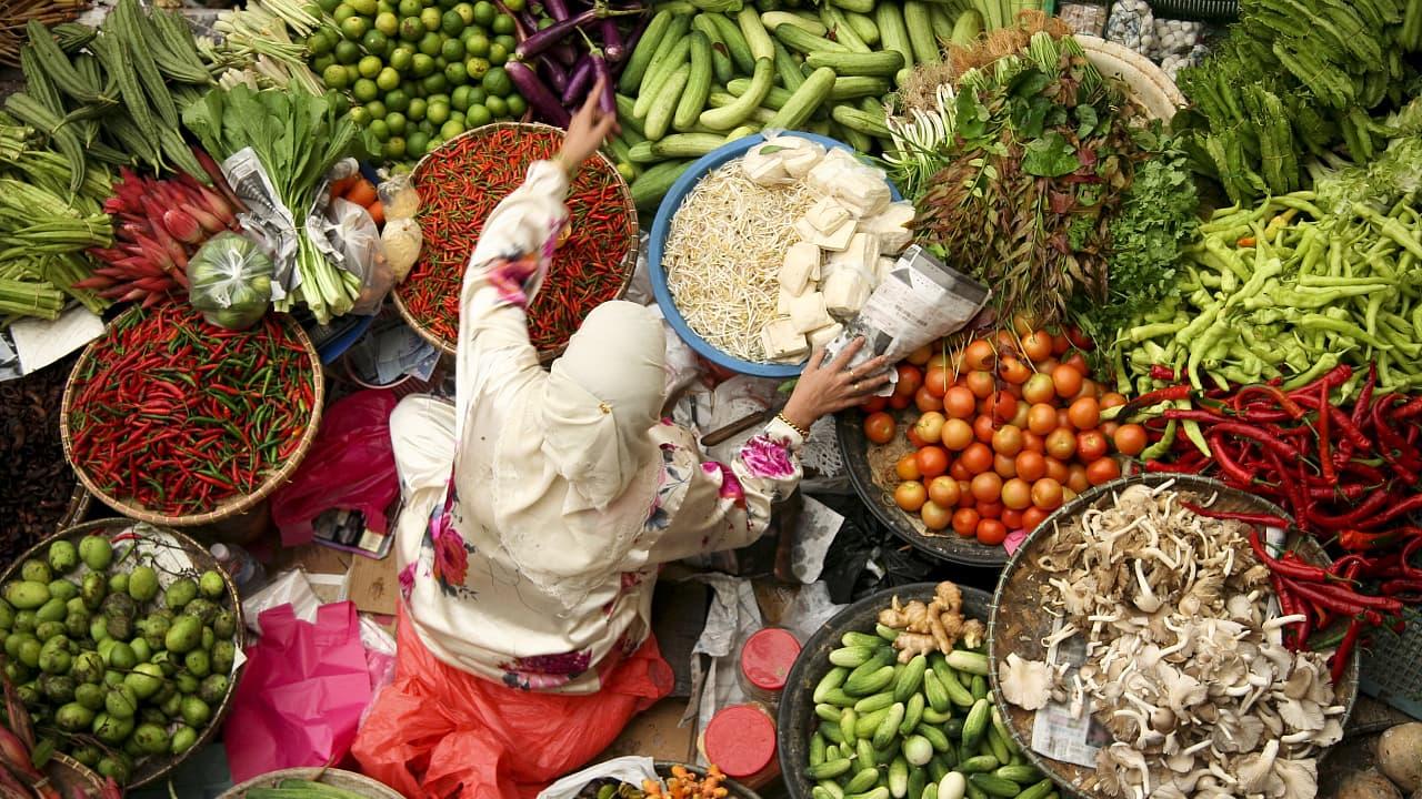 Weltweiter Nahrungsbedarf: Bis zu 80 Prozent mehr in den nächsten 80 Jahren