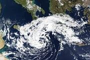 Extremwetter: Bildet sich ein tropischer Wirbelsturm im Mittelmeer?