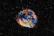Kosmologie: Wo steckt das Eisen von Supernova-Explosionen?