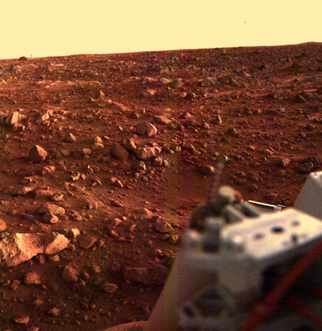 Raumfahrt 5 Fakten über Unsere Reisen Zum Mars Spektrum Der