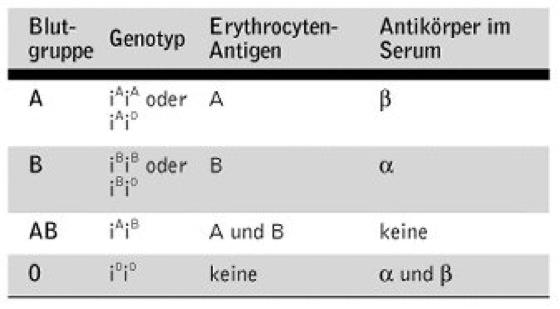 Seltensten Blutgruppe