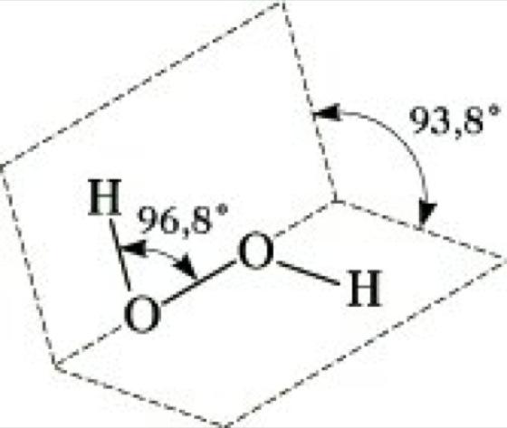 Wasserstoffperoxid Lexikon Der Chemie