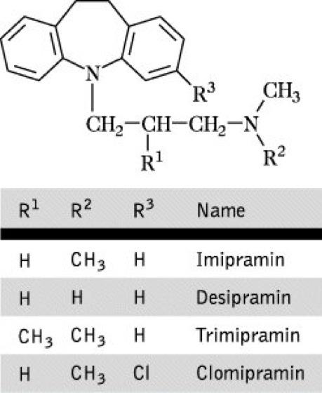 Dibenzodihydroazepine Lexikon Der Chemie
