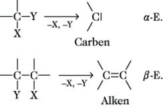 Der cyclopropanderivate entstehen die α e wird durch starke basen