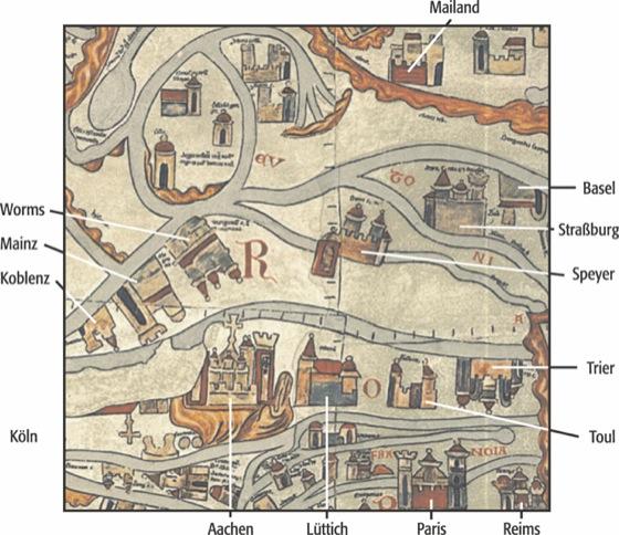 ebstorfer weltkarte beschreibung Ebstorfer Weltkarte   Lexikon der Kartographie und Geomatik