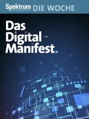 Cover Sonderausgabe:  Digital-Manifest
