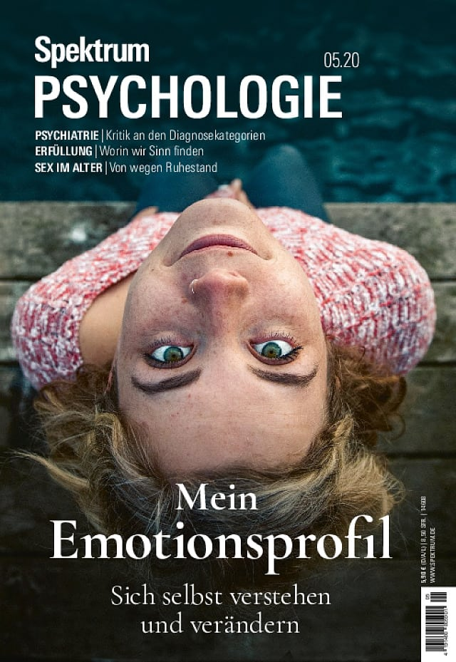 Spektrum Psychologie:  5/2020 (September/Oktober)