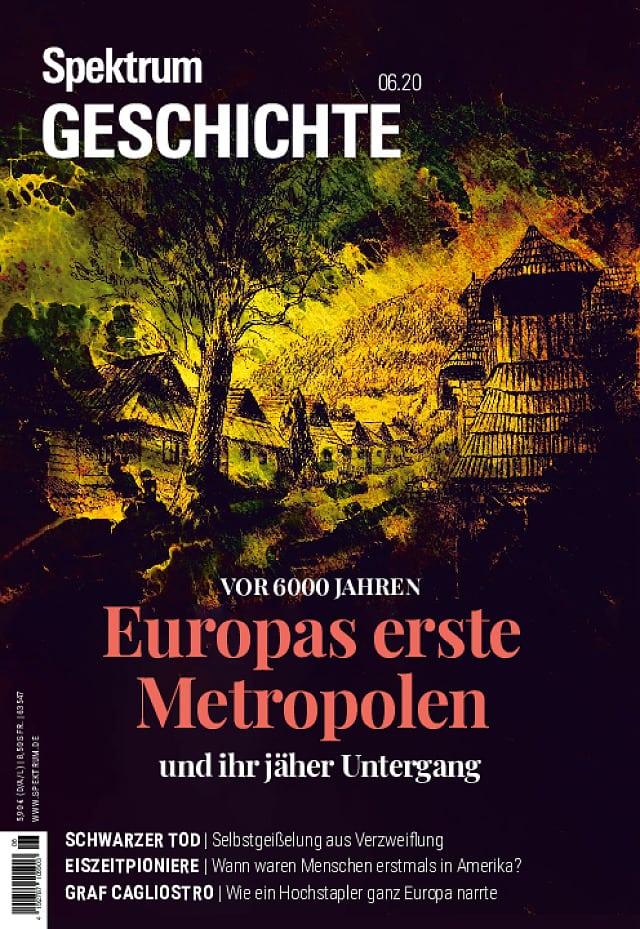 Storia dello spettro delle frequenze: 6/2020, le prime capitali d'Europa