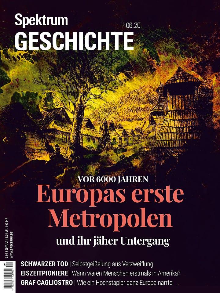 Historia del espectro de frecuencias: 6/2020, las primeras capitales de Europa