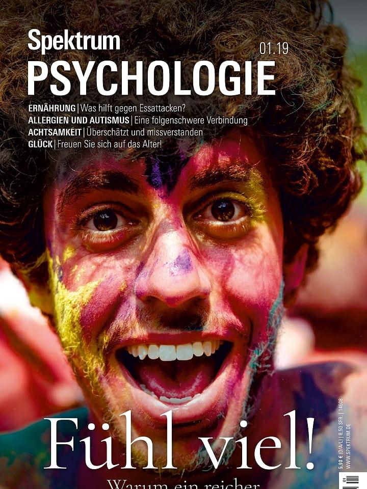 Positive Psychologie Die Chancen Stehen Gut Dass Wir Im Alter