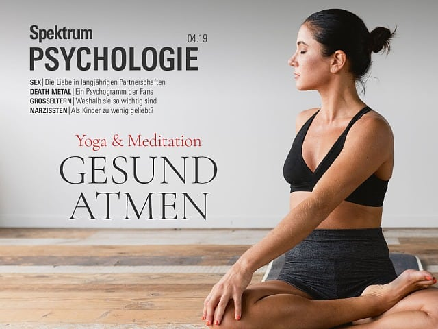 Spektrum Psychologie:  4/2019 (Juli/August)