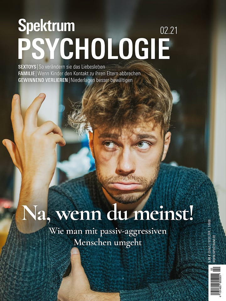 Spektrum Psychologie:  2/2021 (März/April)