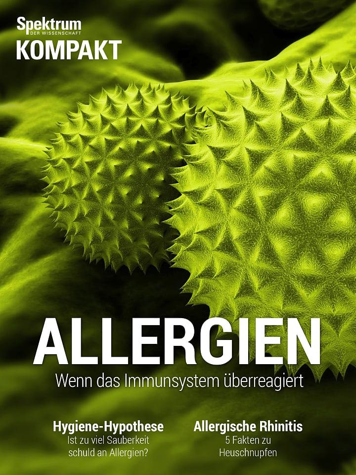 Spectrum Compact: آلرژی - هنگامی که سیستم ایمنی بدن بیش از حد واکنش نشان می دهد