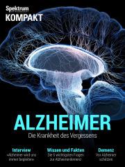 Cover Spektrum Kompakt: Alzheimer – Die Krankheit des Vergessens
