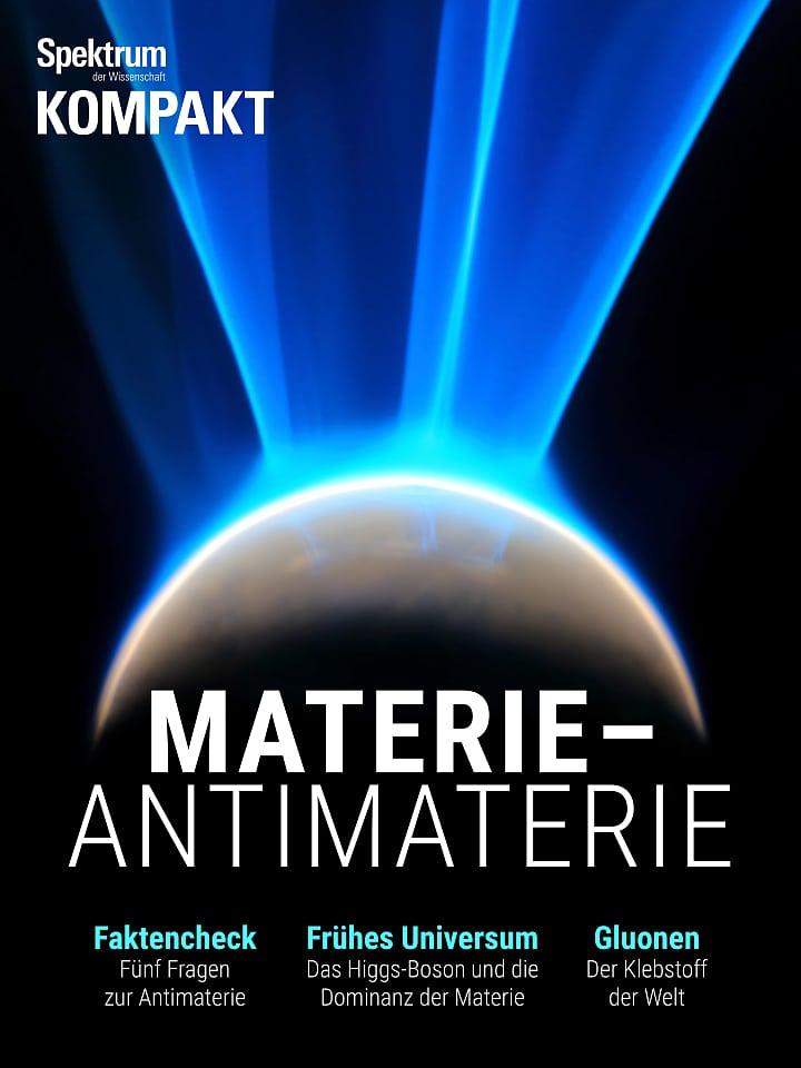 Materie - Antimaterie