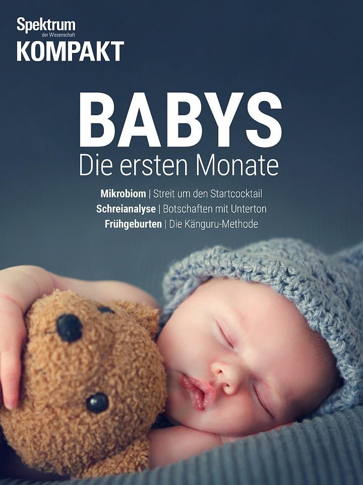 طیف جمع و جور: نوزادان - ماه های اول